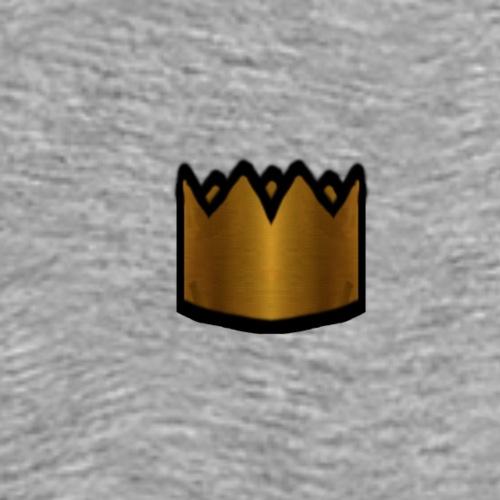 Gold Party Hat - Men's Premium T-Shirt
