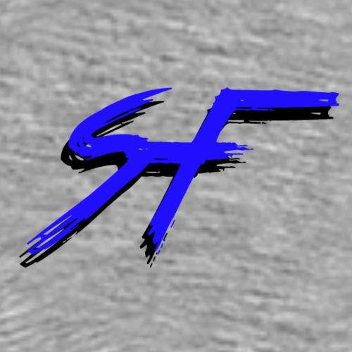 ScreemFace Black Blue - Men's Premium T-Shirt