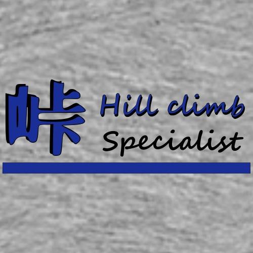 Hillclimb - Männer Premium T-Shirt
