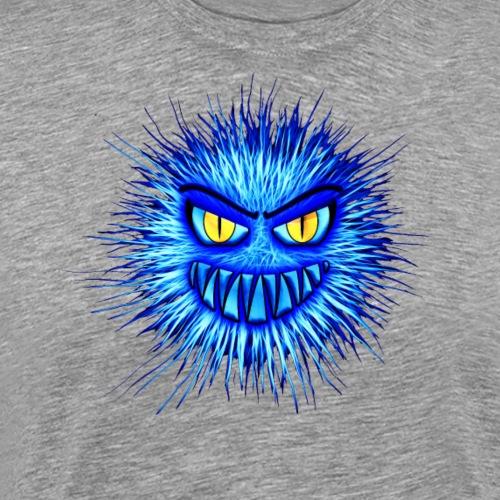 Blue ghost - Camiseta premium hombre