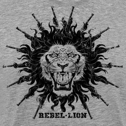 Rebellion The mane gun fire - Grunge