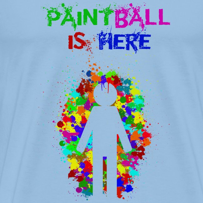 Community paintball is here