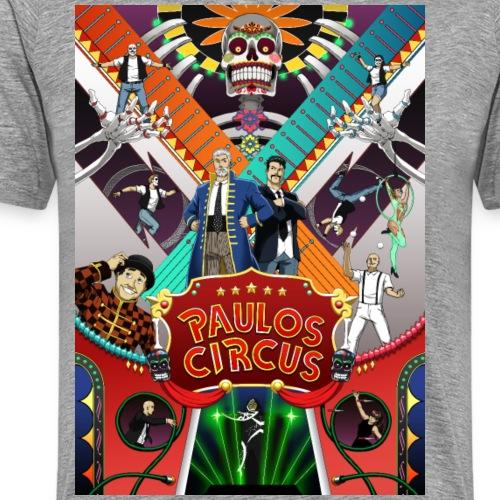 Paulos Circus 2018 2nd leg Tour Poster - Men's Premium T-Shirt
