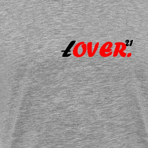 LOVER - T-shirt Premium Homme