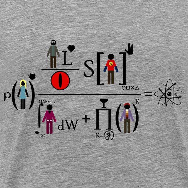 The Big Bang Theory equation