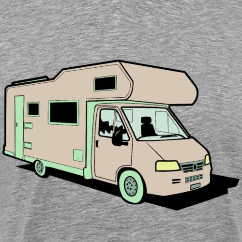 Wohnmobil Womo Camper - Männer Premium T-Shirt