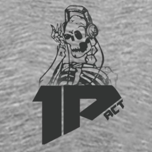 avatar 1pact alphablack - T-shirt Premium Homme