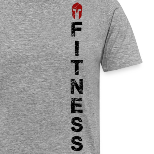 SpartaFitness - T-shirt Premium Homme