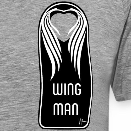 Wingman - Männer Premium T-Shirt