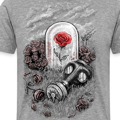 The Last Flower On Earth - Men's Premium T-Shirt