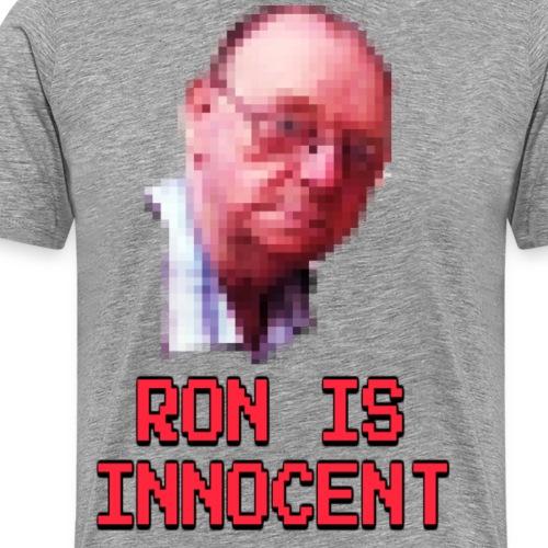Ron is Innocent - Men's Premium T-Shirt