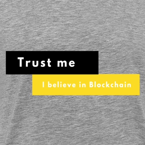 Trust me - T-shirt Premium Homme