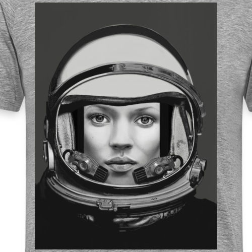 SPACE KATE - T-shirt Premium Homme