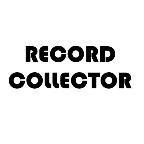 Record Collector - Premium T-skjorte for menn
