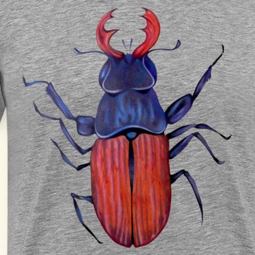 Cervo volante - Maglietta Premium da uomo