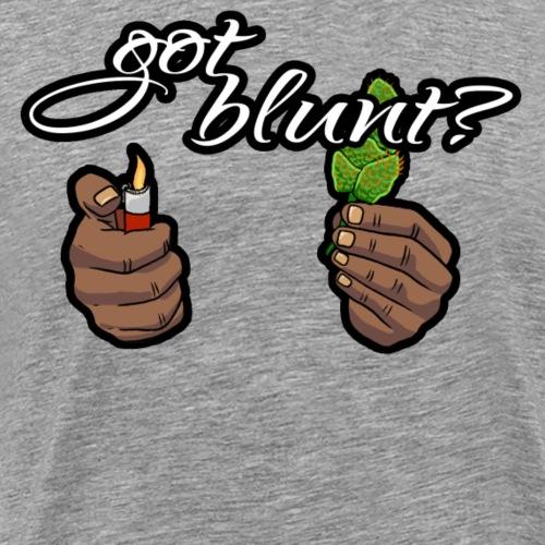 Got Blunt - Men's Premium T-Shirt