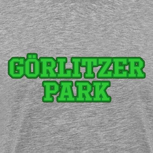 Görlitzer Park - Männer Premium T-Shirt