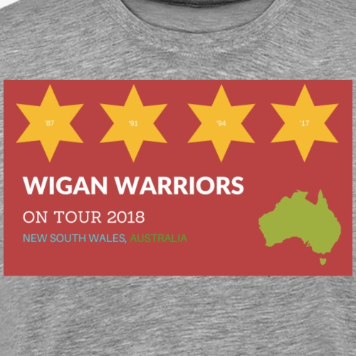 NSW AUS 2018 - Men's Premium T-Shirt