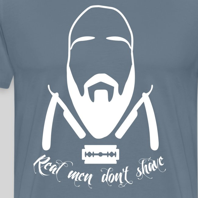 Real men don't shave 2