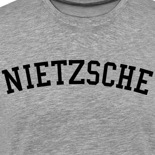 NIETZSCHE - Men's Premium T-Shirt