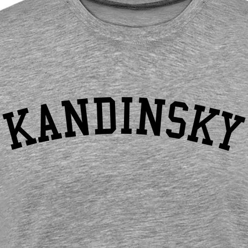 KANDINSKY - Men's Premium T-Shirt