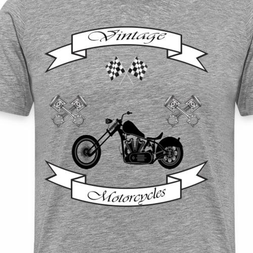 vintageM - Men's Premium T-Shirt