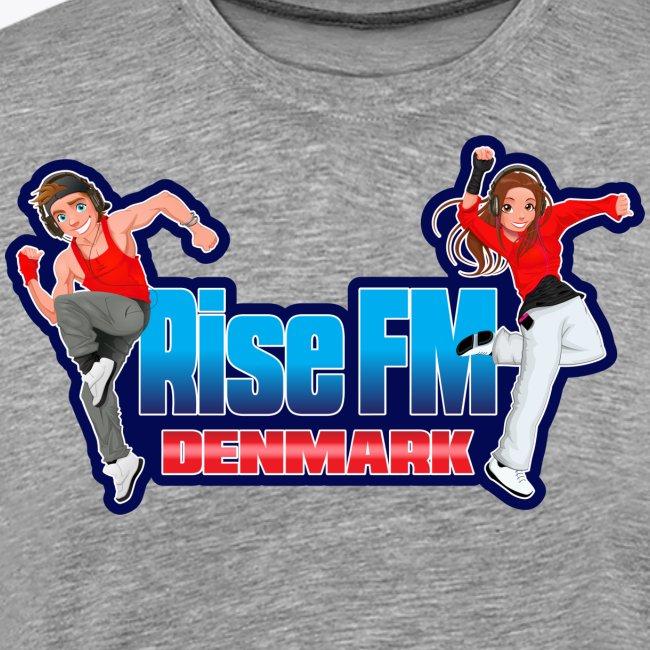 Rise FM Denmark Full Logo