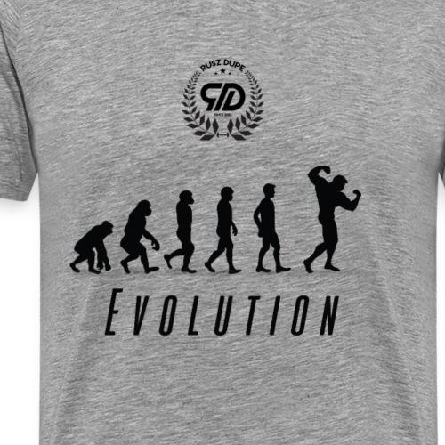 EVOLUTION - Koszulka męska Premium