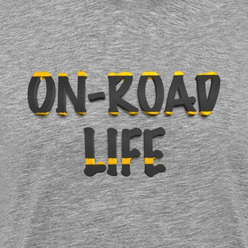On-road life - T-shirt Premium Homme