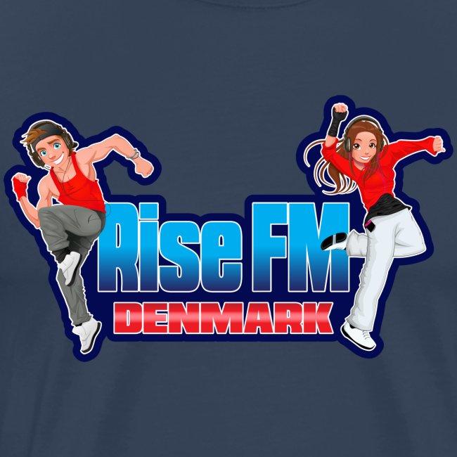 Rise FM Logo