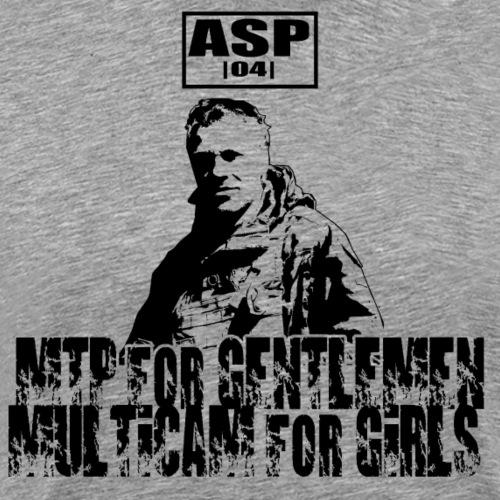 MTP for Gentlemen - T-shirt Premium Homme