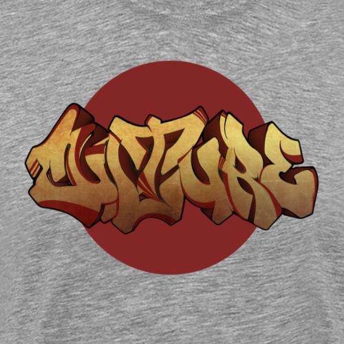 Culture Print - Männer Premium T-Shirt