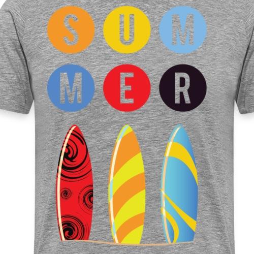 T-shirt summer - T-shirt Premium Homme