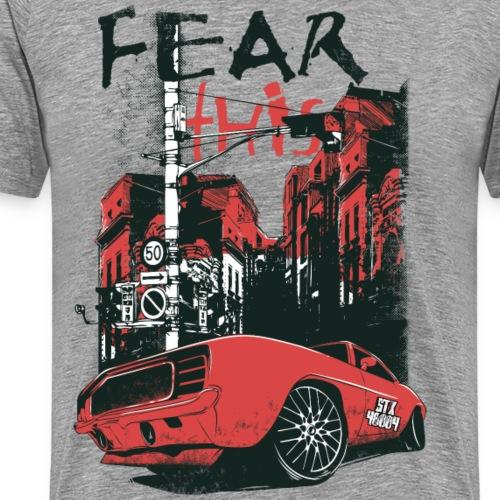 stx 48004 - Camiseta premium hombre