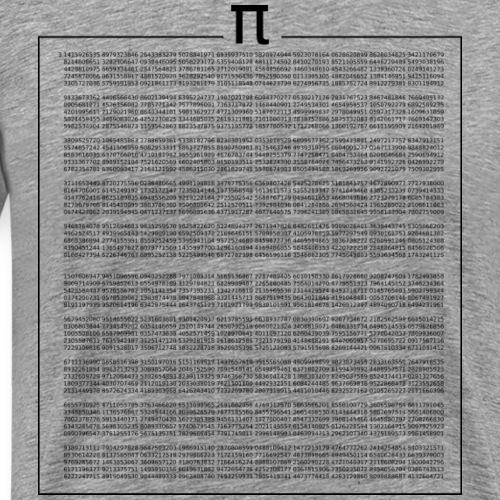 Pi - 5 Tausend Nachkommastellen