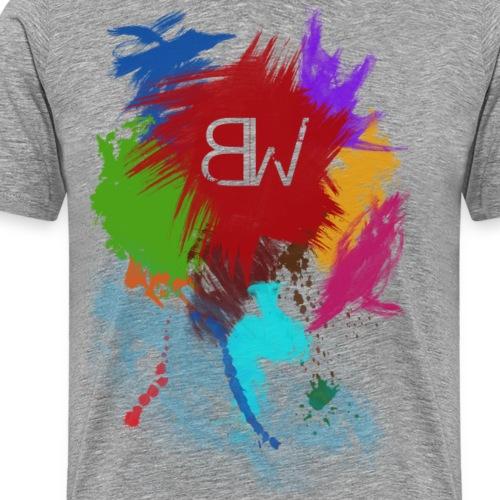 BW-Shirt-design5 - Männer Premium T-Shirt
