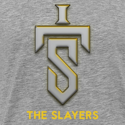 Slayers emblem - Men's Premium T-Shirt