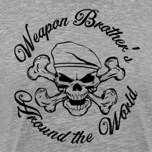 WB - Around the World 2 - T-shirt Premium Homme