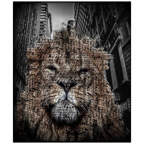 lion street - T-shirt Premium Homme