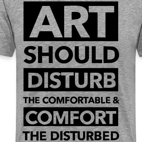 Art - Mannen Premium T-shirt