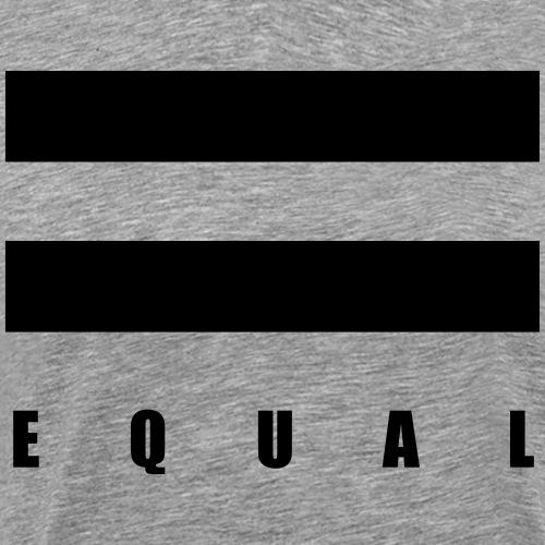 equal - Männer Premium T-Shirt
