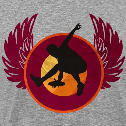 Ultimate Frisbee Team - Camiseta premium hombre