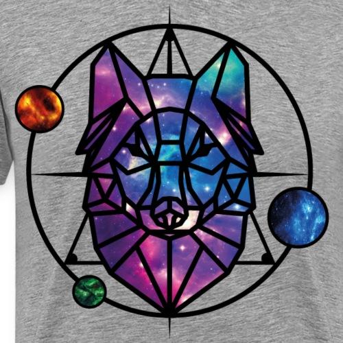 WOLF INSTINCT - Men's Premium T-Shirt