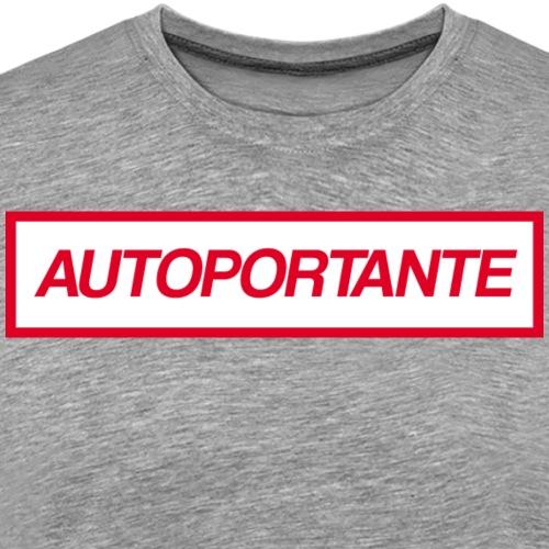 autoportante - Maglietta Premium da uomo
