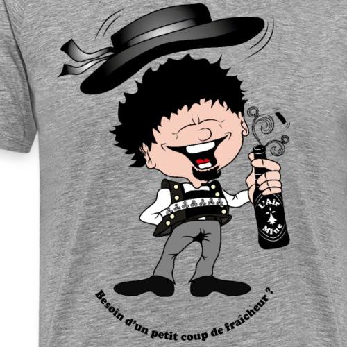 L'Air Mine - T-shirt Premium Homme