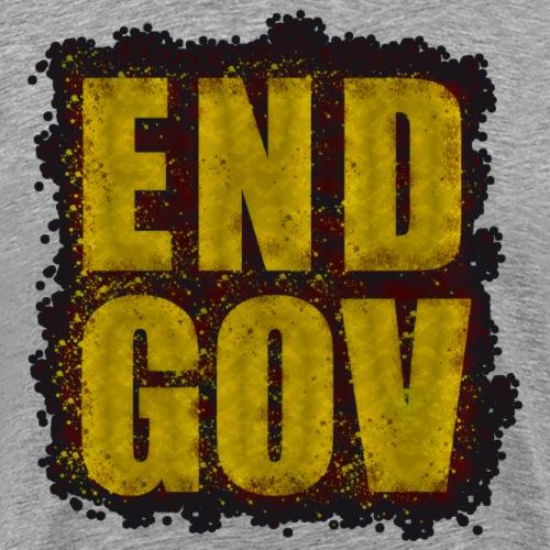 END GOV - Männer Premium T-Shirt