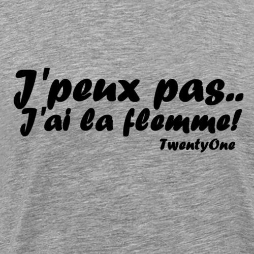 21-FLEMME - T-shirt Premium Homme