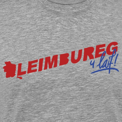 Limburg for life - Mannen Premium T-shirt