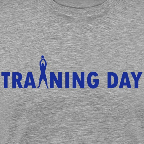 Training Day , - Männer Premium T-Shirt
