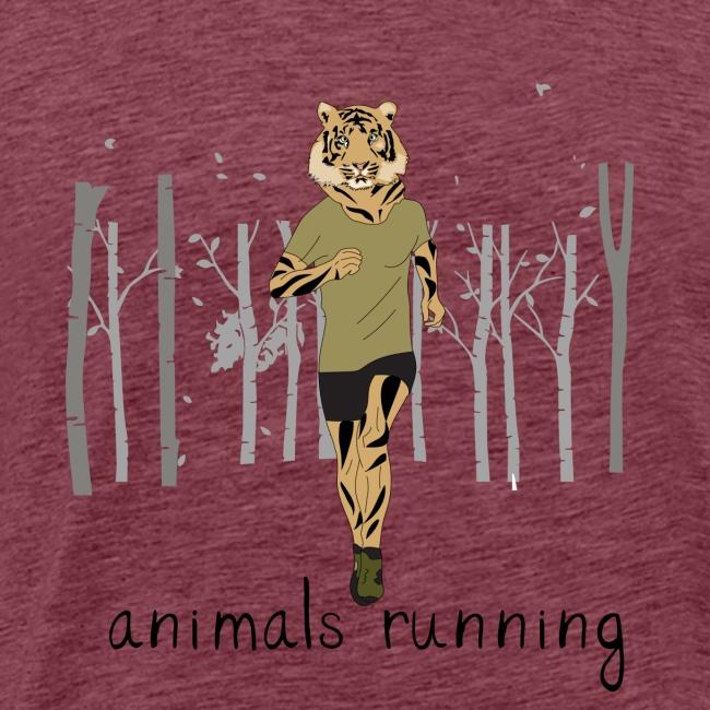 Tigre running